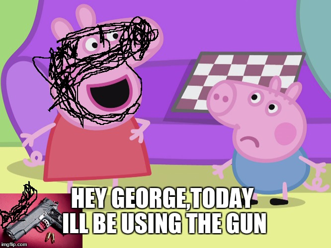Peppa Pig And George Memes Gifs Imgflip