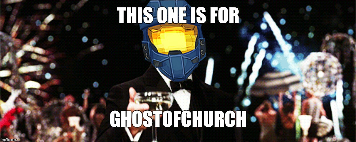 It was good knowing you buddy, I hope to see you back one day.  | THIS ONE IS FOR GHOSTOFCHURCH | image tagged in ghostofchurch,deleted accounts,rip | made w/ Imgflip meme maker