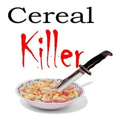 They could be stabbing your lucky charms, RIGHT KNOW!!! | image tagged in cereal,cereal killer,lucky charms,froot loops,knife | made w/ Imgflip meme maker