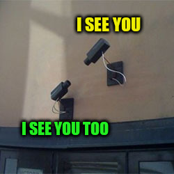 I SEE YOU I SEE YOU TOO | made w/ Imgflip meme maker