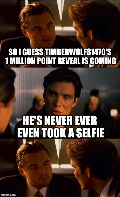 "Personally, I find the ""look at me"" society is becoming totally disturbing...  