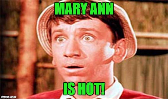 MARY ANN IS HOT! | made w/ Imgflip meme maker