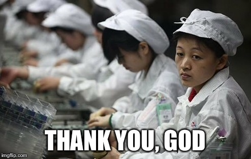 THANK YOU, GOD | made w/ Imgflip meme maker