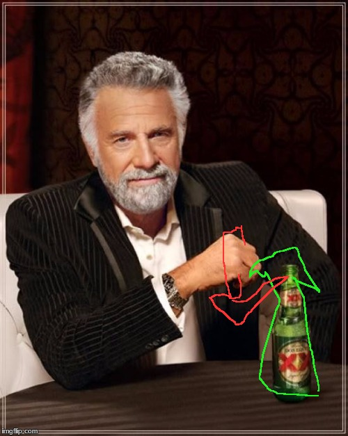 upvote meme | image tagged in memes,the most interesting man in the world | made w/ Imgflip meme maker