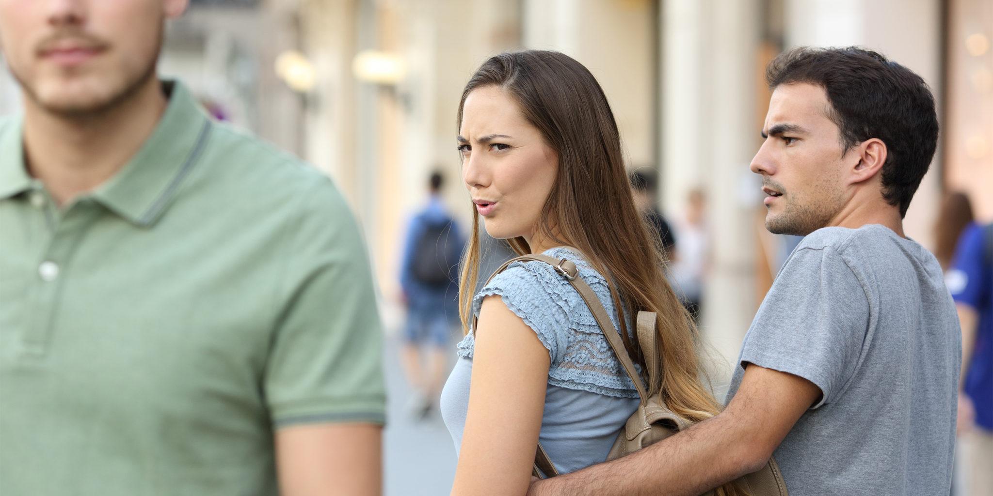 Deal with girlfriend ex boyfriend