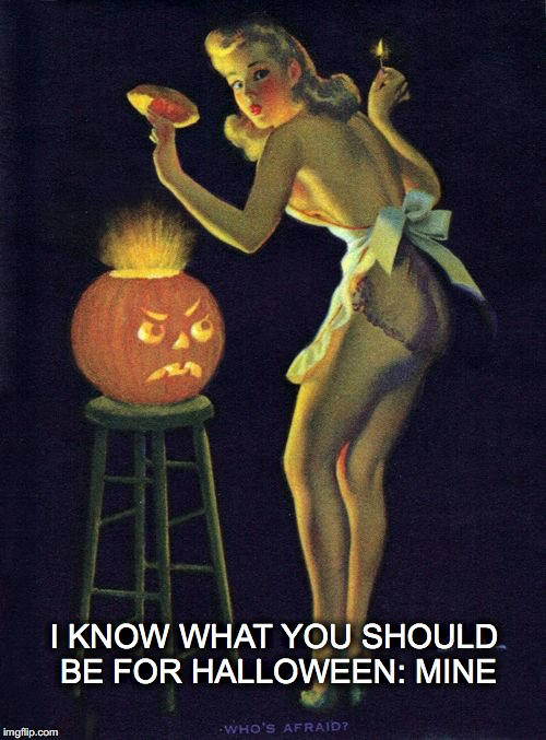 2 More Days... | I KNOW WHAT YOU SHOULD BE FOR HALLOWEEN: MINE | image tagged in janey mack meme,flirty,funny,i know what you should be,halloween,vintage | made w/ Imgflip meme maker