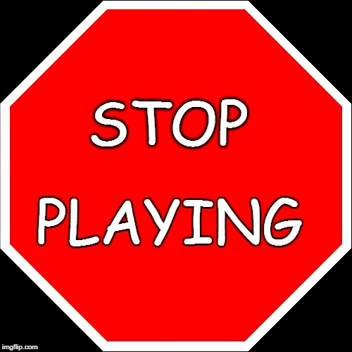 Blank stop sign blank template imgflip blank stop sign stop playing image tagged in blank stop sign made w pronofoot35fo Images
