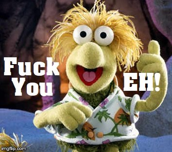 Fraggle Rock | image tagged in the muppets | made w/ Imgflip meme maker