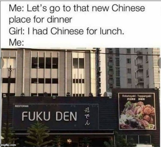 No Need To Be Nasty About It | image tagged in chinese food | made w/ Imgflip meme maker