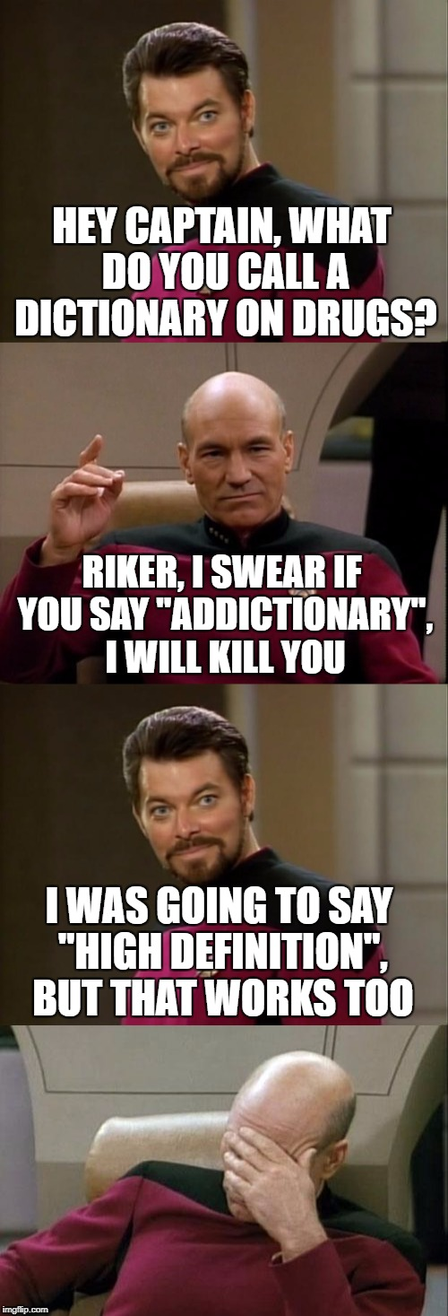 "For the show's 30th anniversary, I officially call this ""Star Trek Week - A batmanthedarkknight0 event, (November 2nd - 10th)"" 