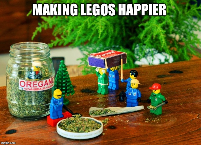 MAKING LEGOS HAPPIER | made w/ Imgflip meme maker