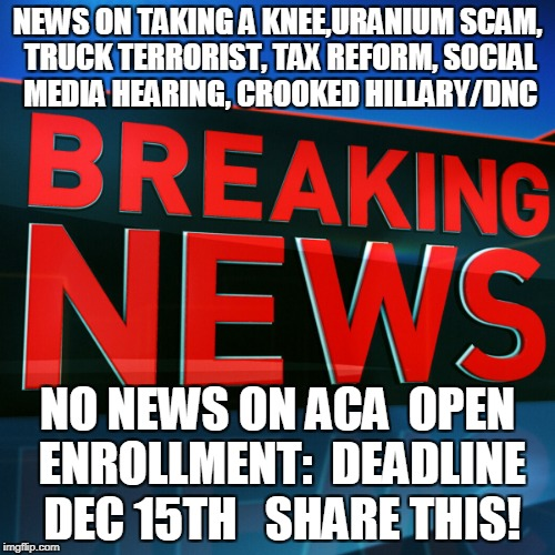 No News just distractions | NEWS ON TAKING A KNEE,URANIUM SCAM, TRUCK TERRORIST, TAX REFORM, SOCIAL MEDIA HEARING, CROOKED HILLARY/DNC NO NEWS ON ACA  OPEN ENROLLMENT:  | image tagged in president cheeto,45 | made w/ Imgflip meme maker