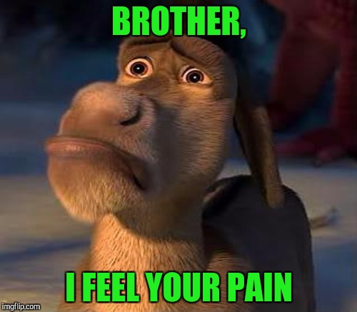 BROTHER, I FEEL YOUR PAIN | made w/ Imgflip meme maker