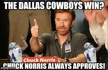 chuck norris approves meme - photo #12