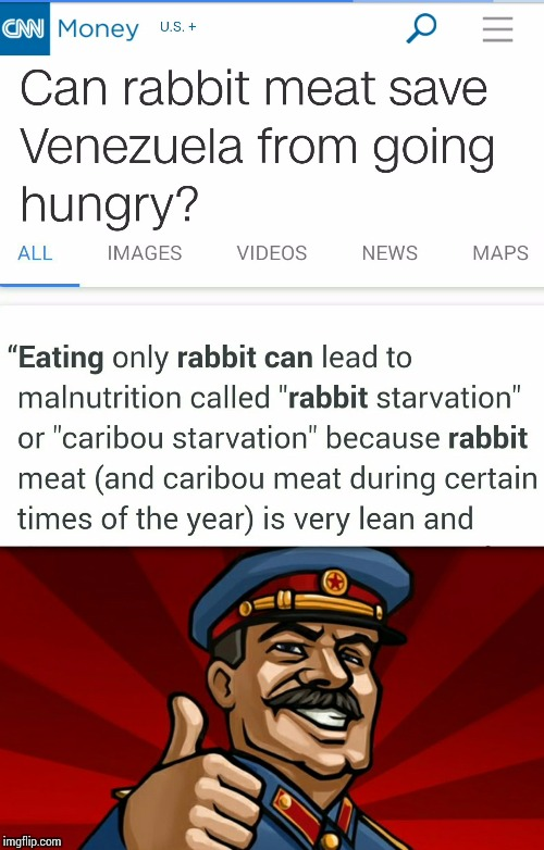 It all makes sense now | image tagged in a deep dark rabbit hole,venezuela,you haven't tried true communism,rabbits,funny memes | made w/ Imgflip meme maker