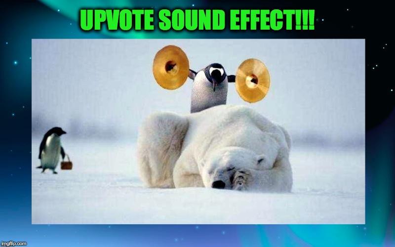 UPVOTE SOUND EFFECT!!! | made w/ Imgflip meme maker
