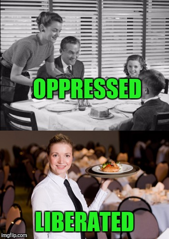 OPPRESSED LIBERATED | made w/ Imgflip meme maker