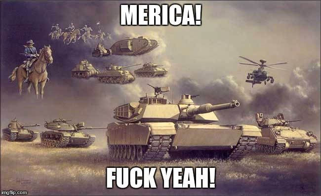 us army | MERICA! F**K YEAH! | image tagged in us army | made w/ Imgflip meme maker