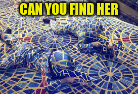 CAN YOU FIND HER | made w/ Imgflip meme maker
