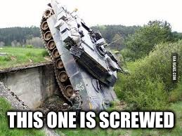 THIS ONE IS SCREWED | made w/ Imgflip meme maker