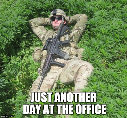 JUST ANOTHER DAY AT THE OFFICE | made w/ Imgflip meme maker