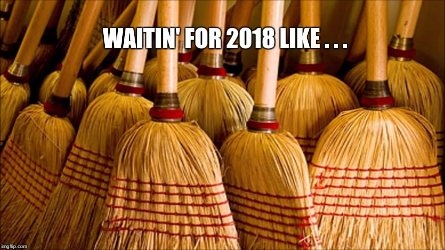WAITIN' FOR 2018 LIKE . . . | image tagged in 2018,congress,2018 election | made w/ Imgflip meme maker