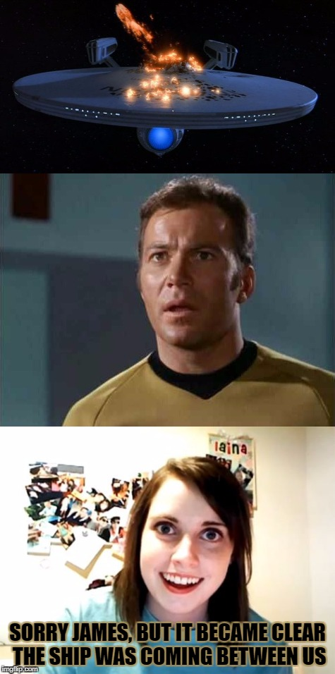 """What have you done?"" (Overly Attached Girlfriend Weekend, a Socrates, isayisay and Craziness_all_the_way event on Nov 10-12th) 