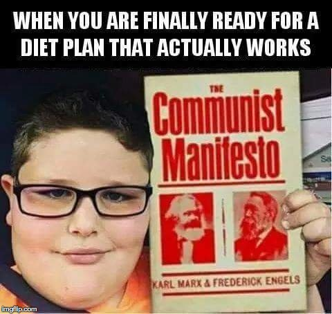1933 forward By Joseph Stalin |  WHEN YOU ARE FINALLY READY FOR A DIET PLAN THAT ACTUALLY WORKS | image tagged in communist,diet,fat kid,one does not simply,first world problems | made w/ Imgflip meme maker