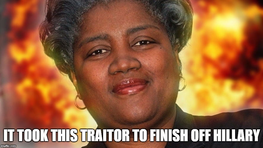 At long last, we can finally talk about Hillary in the past tense. | IT TOOK THIS TRAITOR TO FINISH OFF HILLARY | image tagged in hill shill brazile,memes | made w/ Imgflip meme maker