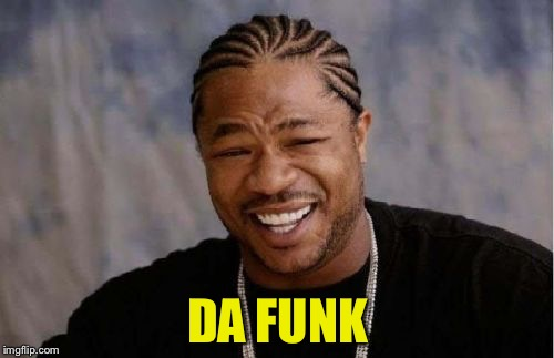 Yo Dawg Heard You Meme | DA FUNK | image tagged in memes,yo dawg heard you | made w/ Imgflip meme maker
