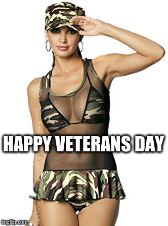 HAPPY VETERANS DAY | made w/ Imgflip meme maker