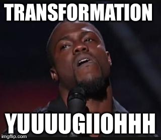 TRANSFORMATION YUUUUGIIOHHH | image tagged in yugioh memes | made w/ Imgflip meme maker