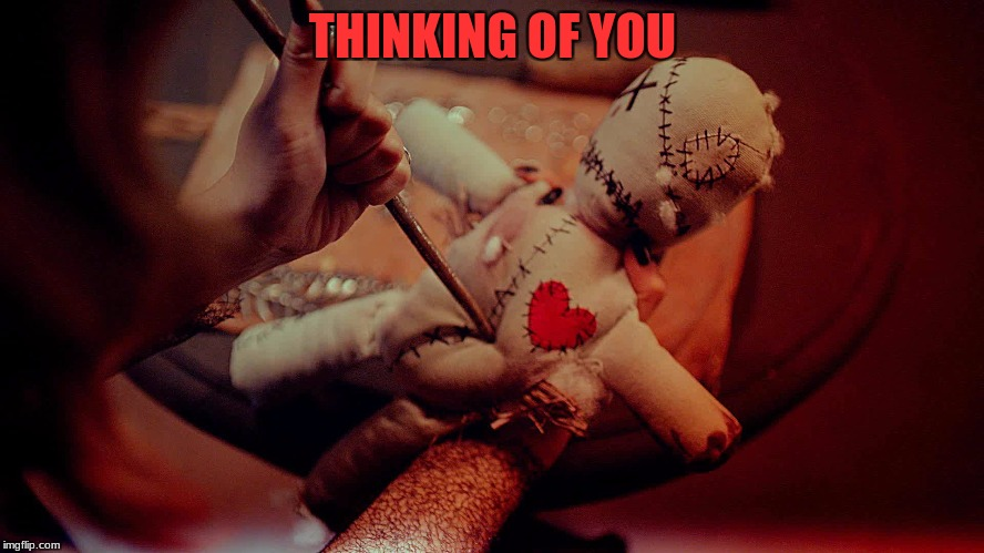 4u | THINKING OF YOU | image tagged in thinking of you,run for your life | made w/ Imgflip meme maker
