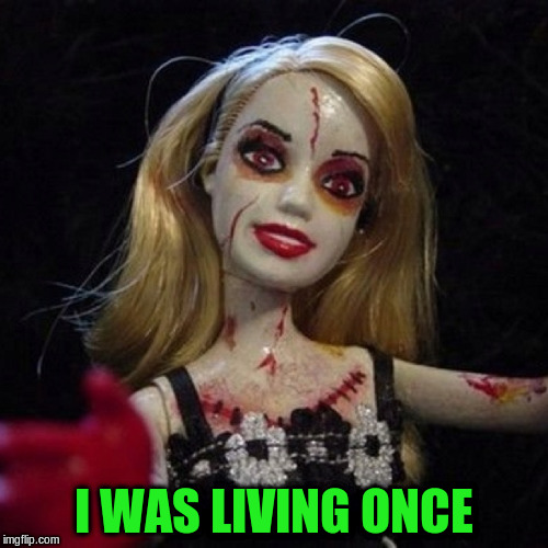 I WAS LIVING ONCE | made w/ Imgflip meme maker