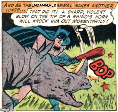 Batman Says Screw PETA - Superhero Week Nov 12 - 18 A Pipe_Picasso and Madolite event | ENDANGERED | image tagged in batman,superhero week,peta,cruel,pipe_picasso,madolite | made w/ Imgflip meme maker