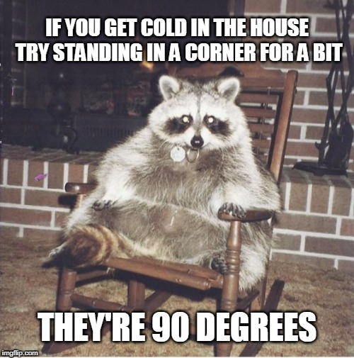 Winter sucks | IF YOU GET COLD IN THE HOUSE TRY STANDING IN A CORNER FOR A BIT THEY'RE 90 DEGREES | image tagged in cold weather,winter,winter is here | made w/ Imgflip meme maker