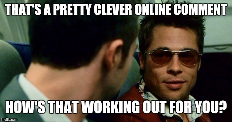 e1295bc58b34 Image tagged in tyler durden - Imgflip