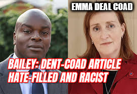 Labour Emma Deal Coad |  EMMA DEAL COAD | image tagged in labour,corbyn,token ghetto boy and a free loading scumbag | made w/ Imgflip meme maker