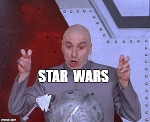 "when someone mentions the new Episodes as being ""Star Wars"" 