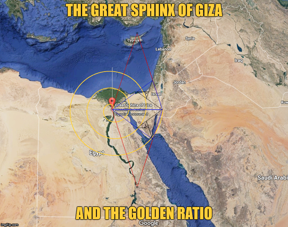 The great sphinx of giza and the golden ratio imgflip the great sphinx of giza and the golden ratio gumiabroncs Choice Image