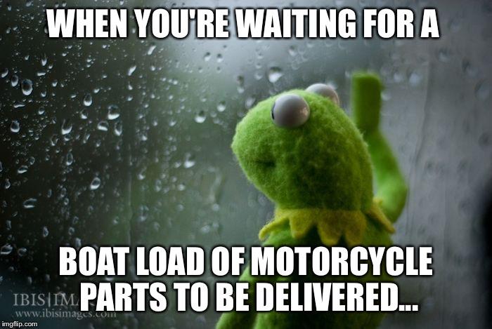 Image Of Kermit Car Window Meme Kermit Car Window Blank Template