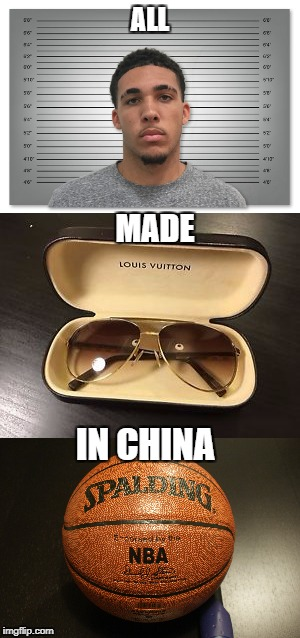 all made in china | ALL MADE IN CHINA | image tagged in made in china | made w/ Imgflip meme maker