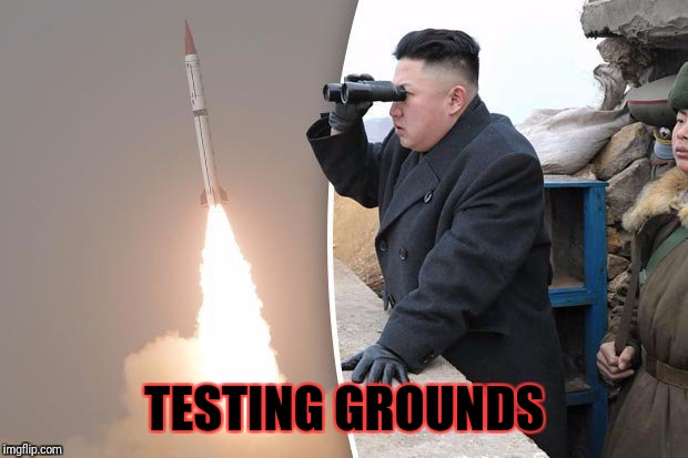 TESTING GROUNDS | made w/ Imgflip meme maker