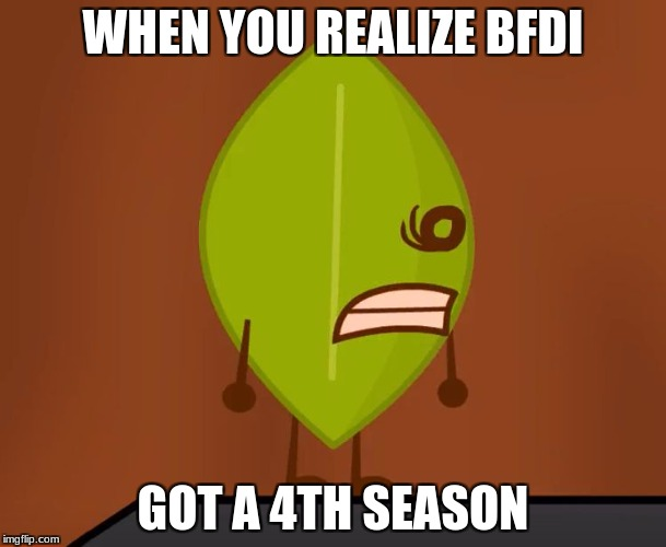 "BFDI ""Wat"" Face 