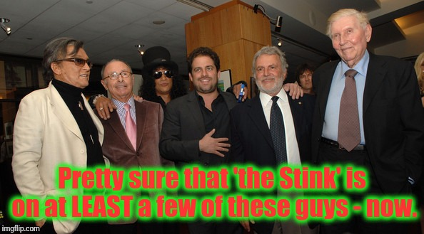 Pretty sure that 'the Stink' is on at LEAST a few of these guys - now. | made w/ Imgflip meme maker
