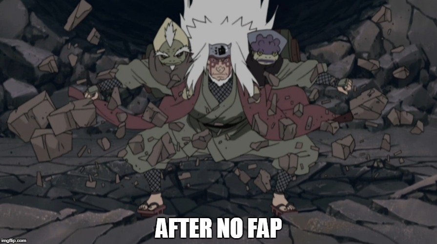 AFTER NO FAP | image tagged in one does not simply,funny | made w/ Imgflip meme maker