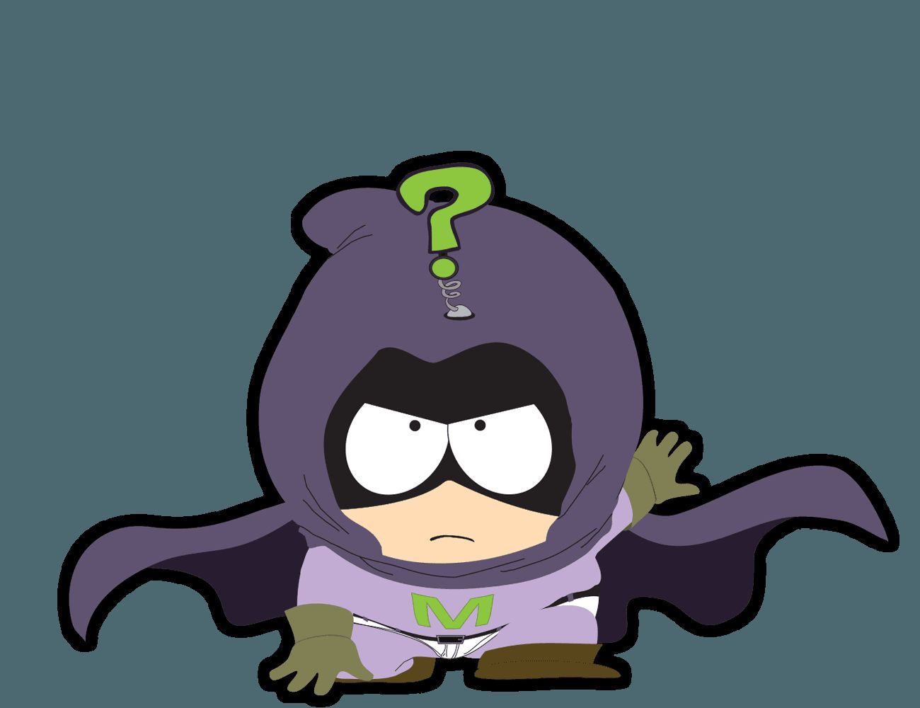 south park mysterion blank template imgflip