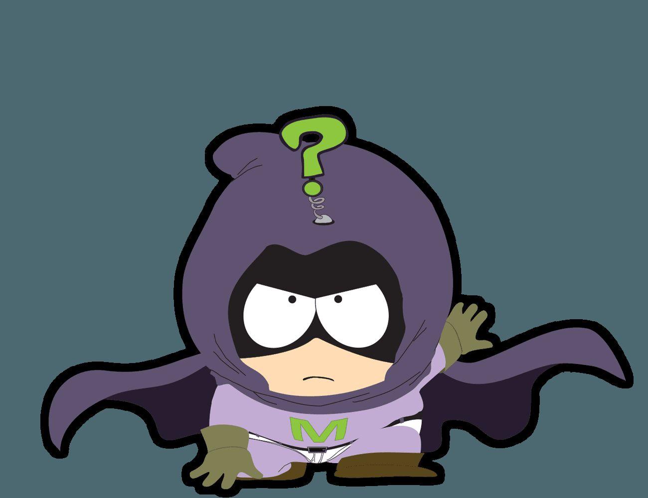 South Park Mysterion Meme Template