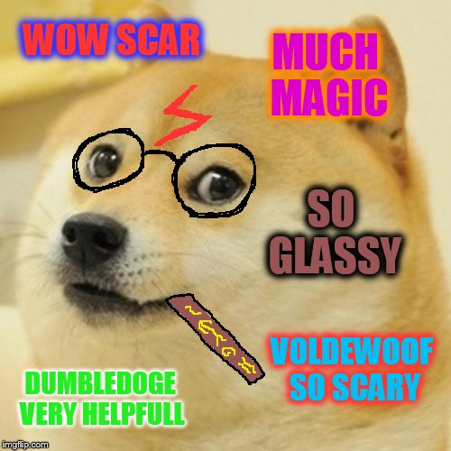"Hairy porter from the magical school ""slobberin"" 