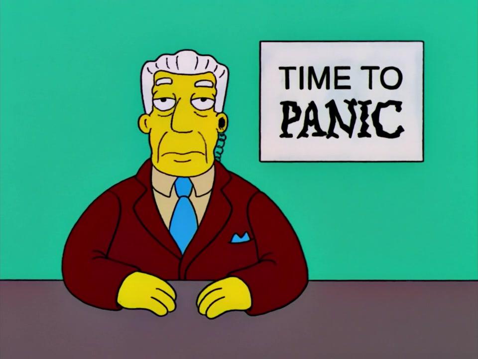 смешная картинка паника врач сообщает
